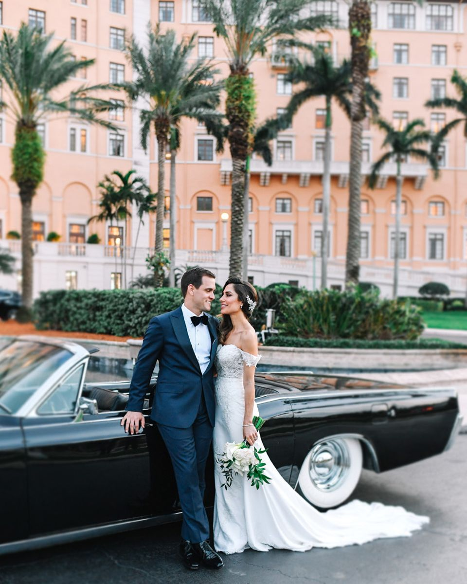 Vintage Wedding Dresses Miami: CORAL GABLES WEDDING PHOTOGRAPHY