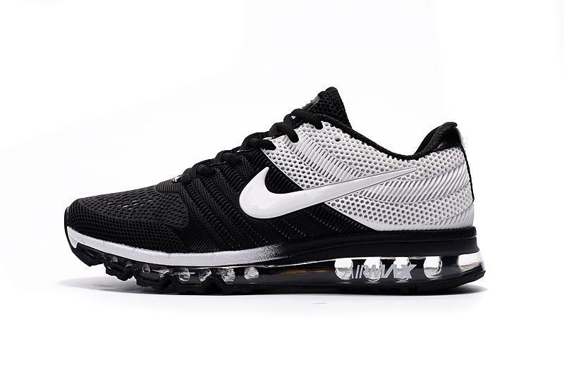 Nike Air Max 2017 +3 Men Black Grey Shoes