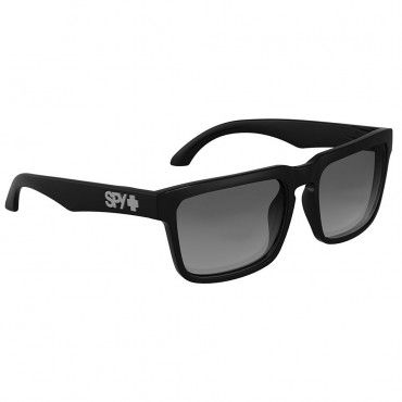 Spy Mens Sunglasses Helm Gloss Black Grey  6660368526