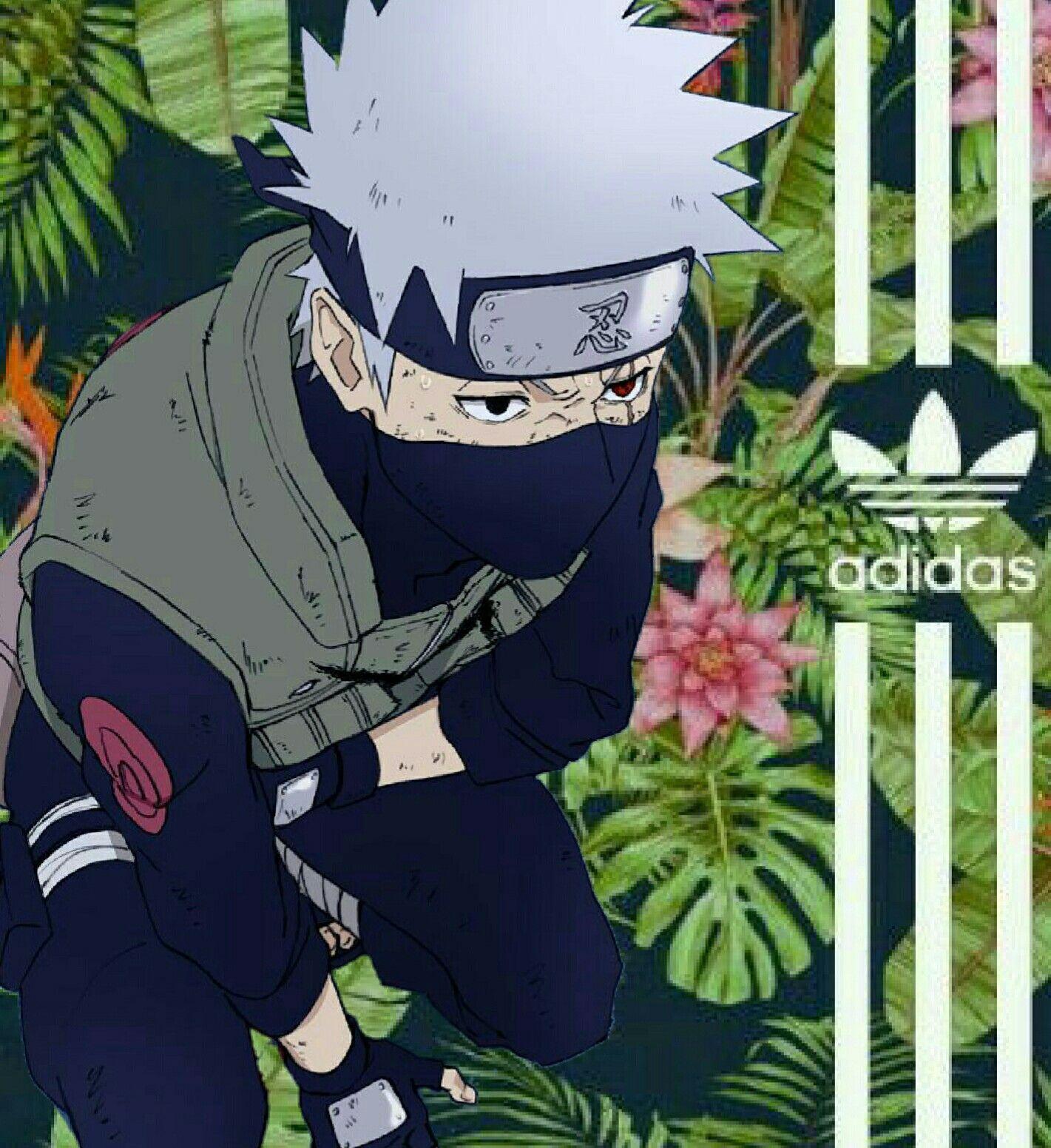 Adidas Kakashi With Images Kakashi Anime Pics
