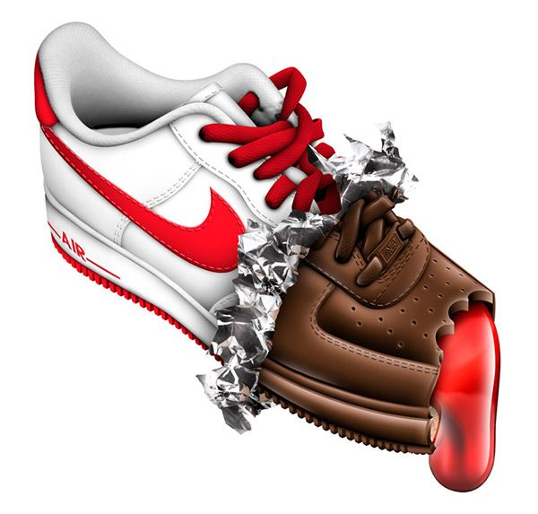 Air Force 1 Art Design