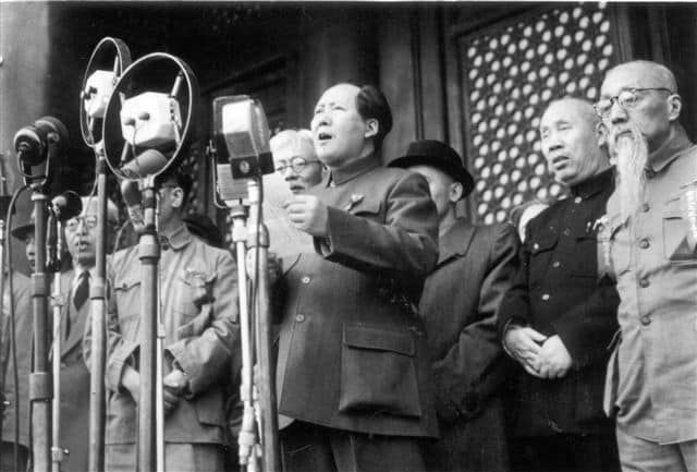 China S Communist Liberation On October 1st 1949 Changed The