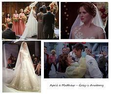 Os casamentos das Séries - Parte II - Grey´s Anatomy