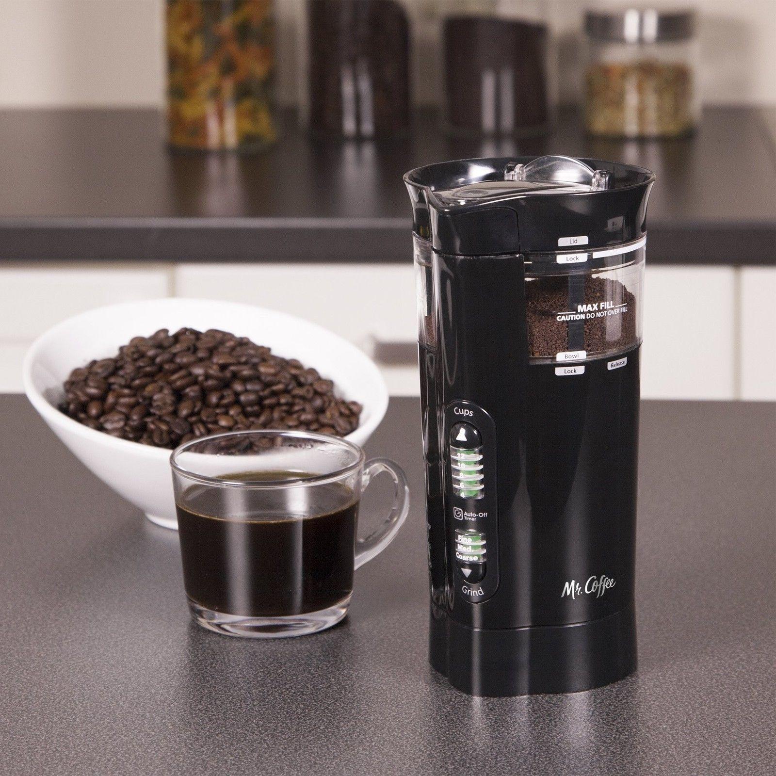 Alwaus have fresh coffee. Electric Coffee Grinder Best