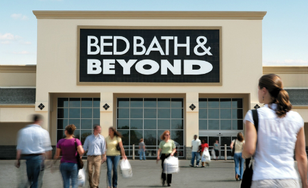 Bed Bath & Beyond is Honoring the Military Community this