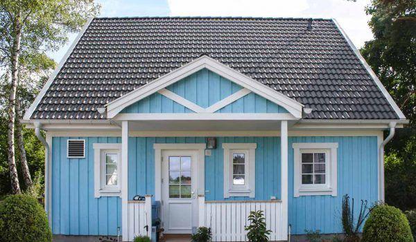 Schwedenhäuser Schwedenhaus, Haus, Mikrohausdesign