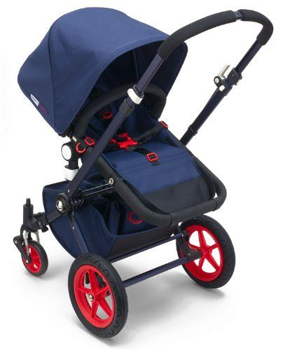 Hedendaags Bugaboo Cameleon3 Stroller Special Edition Neon Collection (Blue CY-82