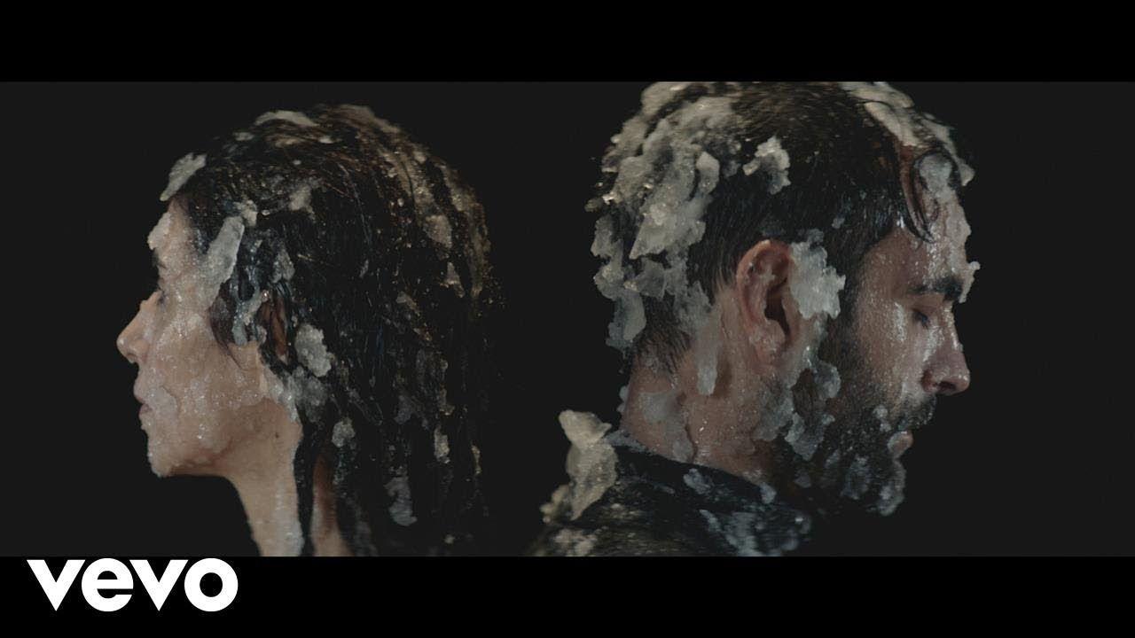 Giorgia Marco Mengoni Come Neve Video Musicali Neve Video