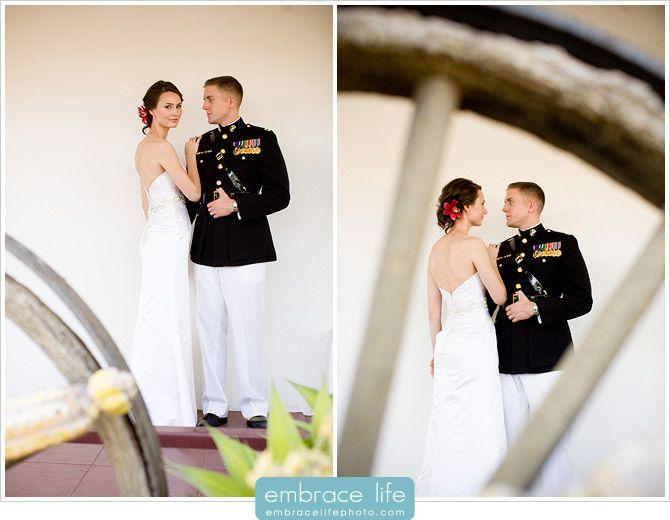 Camp Pendleton San Diego Wedding