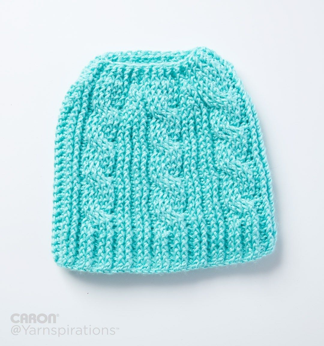 Crochet Hat Patterns that Look like Knit | Pinterest