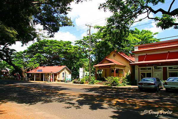 Old Town Koloa Great Lil Town Of Shops Galleries And Restaurants