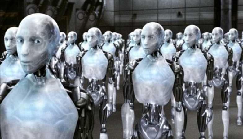 جوجل تحصل على براءة اختراع جديدة للتحكم في جيش من الروبوتات عبر الإنترنت I Robot Artificial Intelligence Robot
