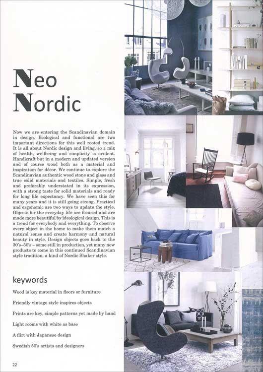 Next Interior Trend S 2016 Modern Clic And Scandinavian