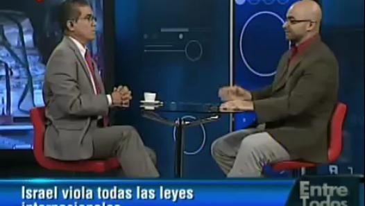 (Vídeo) Entre Todos con Luis Guillermo García del 20.08.2014 (3/3)