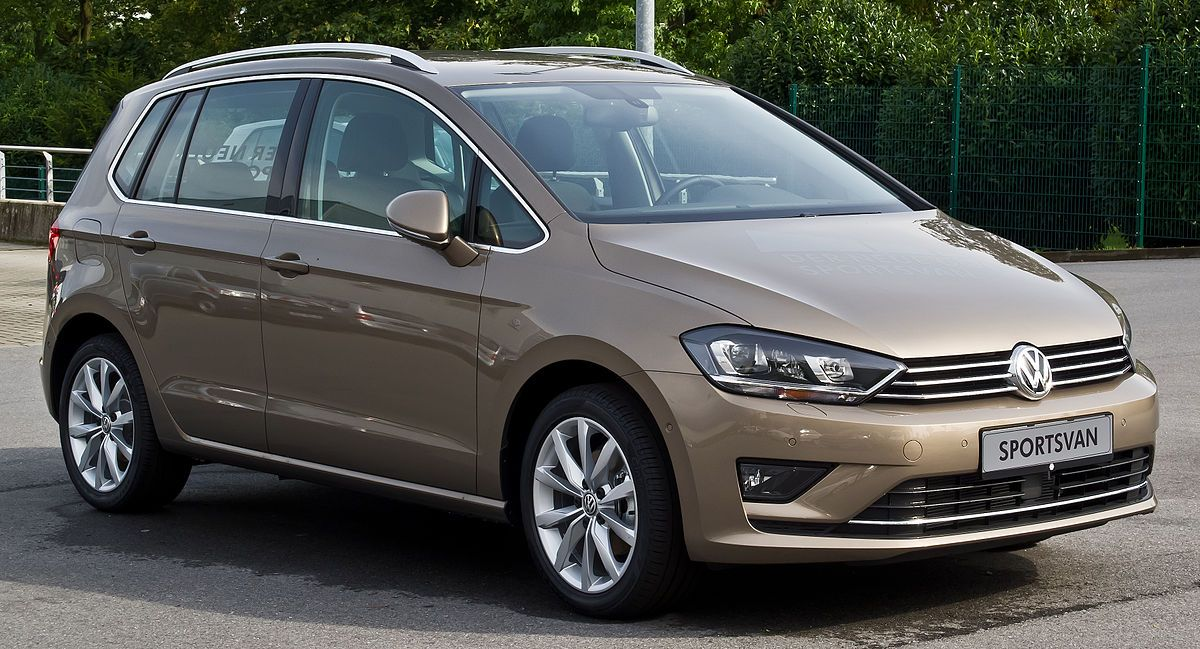 Vw Golf Sportsvan 1 4 Tsi Bluemotion Technology Highline