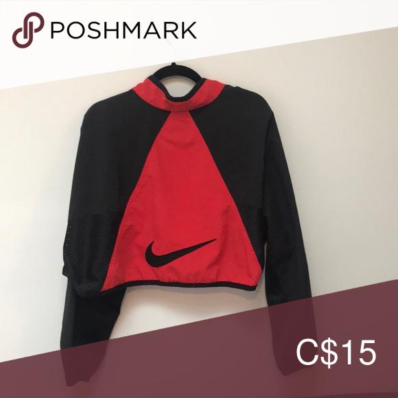 Custom nike cropped jacket   Crop jacket, Jackets for women ...
