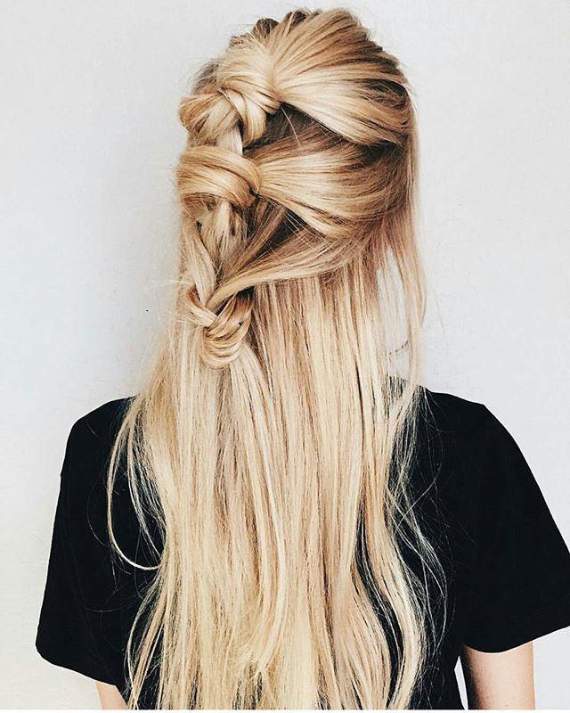 Pin By Je Ne Saisblah On Mane Attractions Pinterest Hair