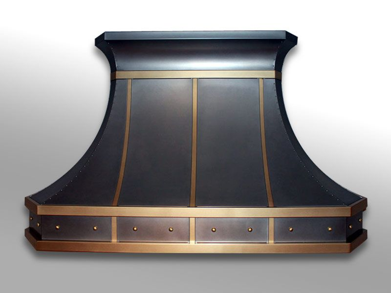 Euro custom range hood by Amore Design Factory. Available in ...