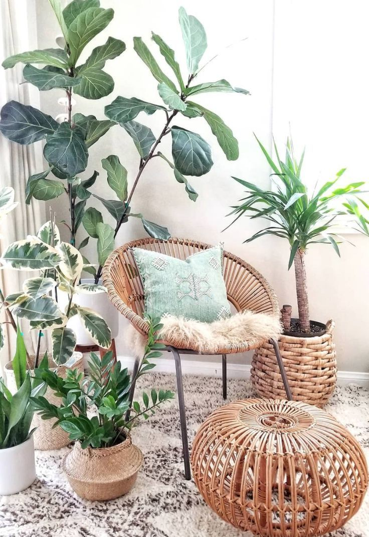 Photo of 4 DIY decorating ideas that give your room the flair of Vibe. If you are in Boho ru …