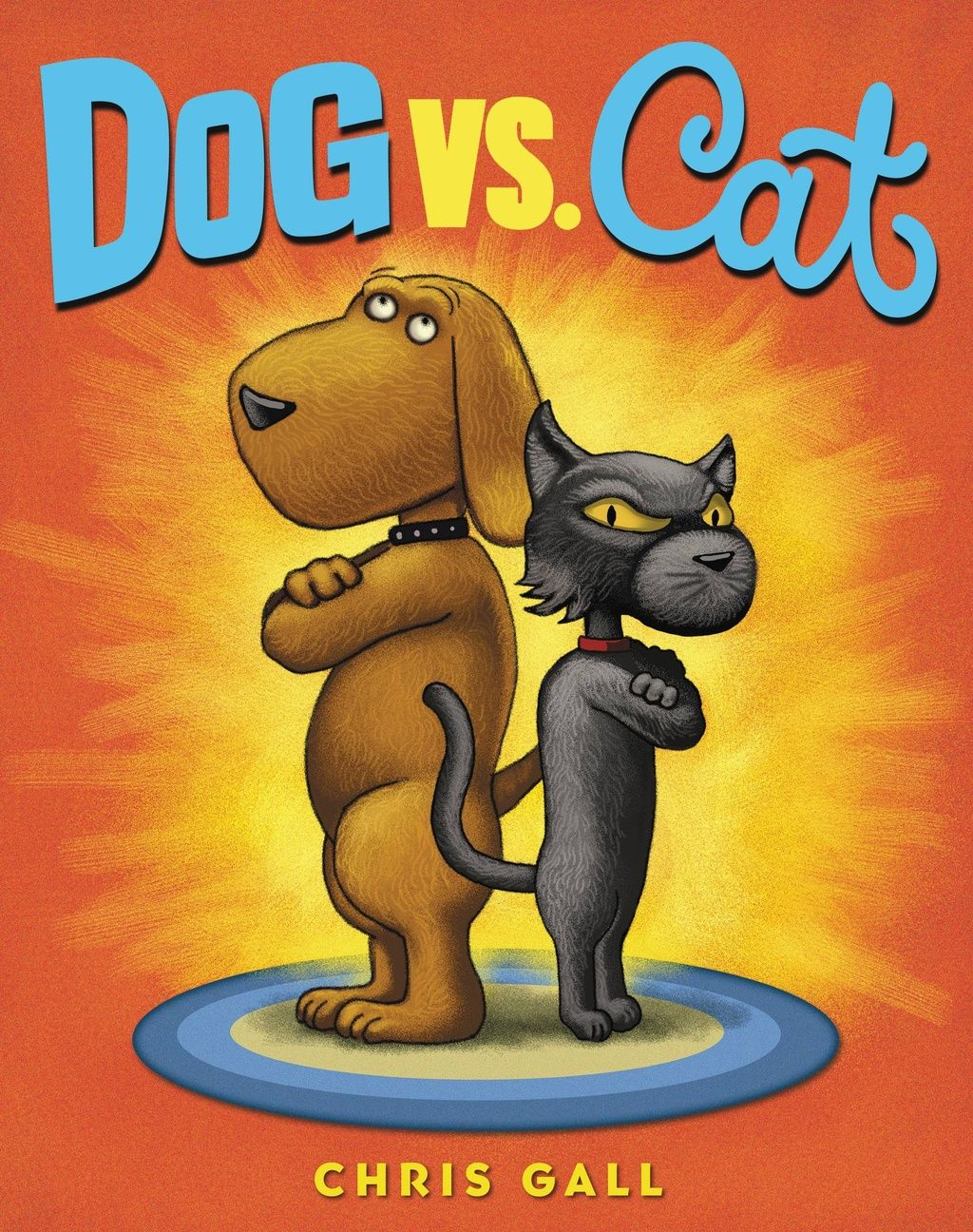 Dogs Versus Cats Picture Book