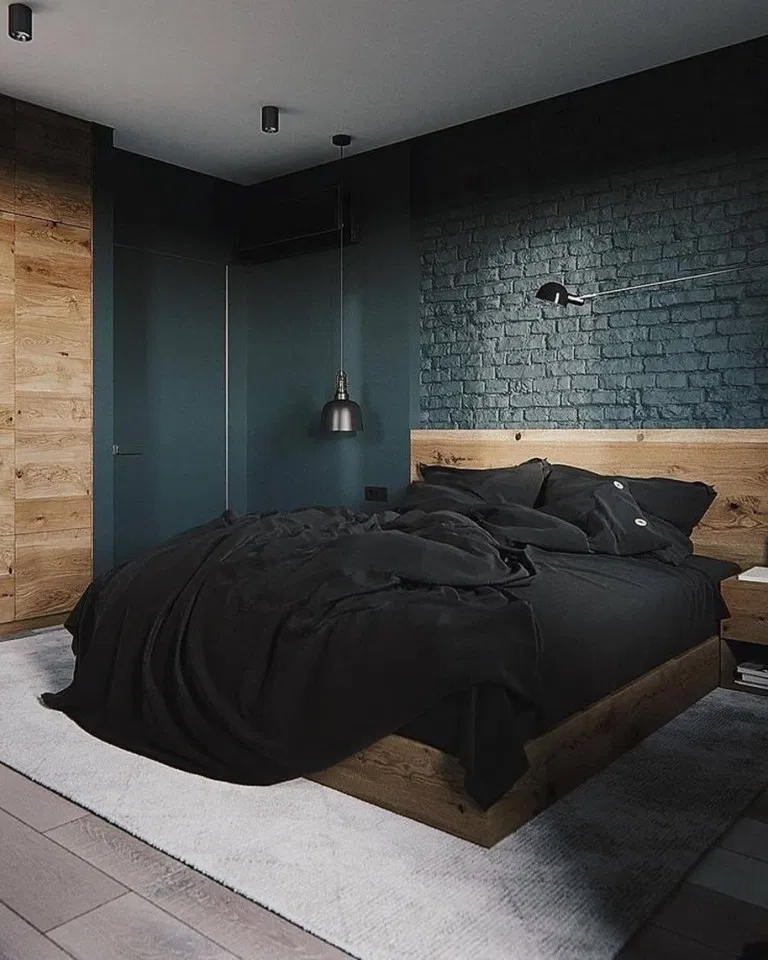20+ Industrial minimalist bedroom ideas in 2021