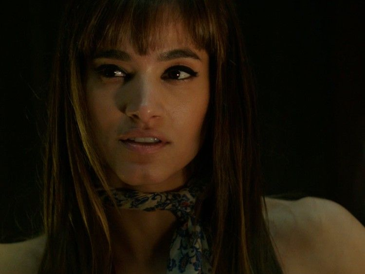 Sofia Boutella S Most Human Character Has The Best Fight In Hotel