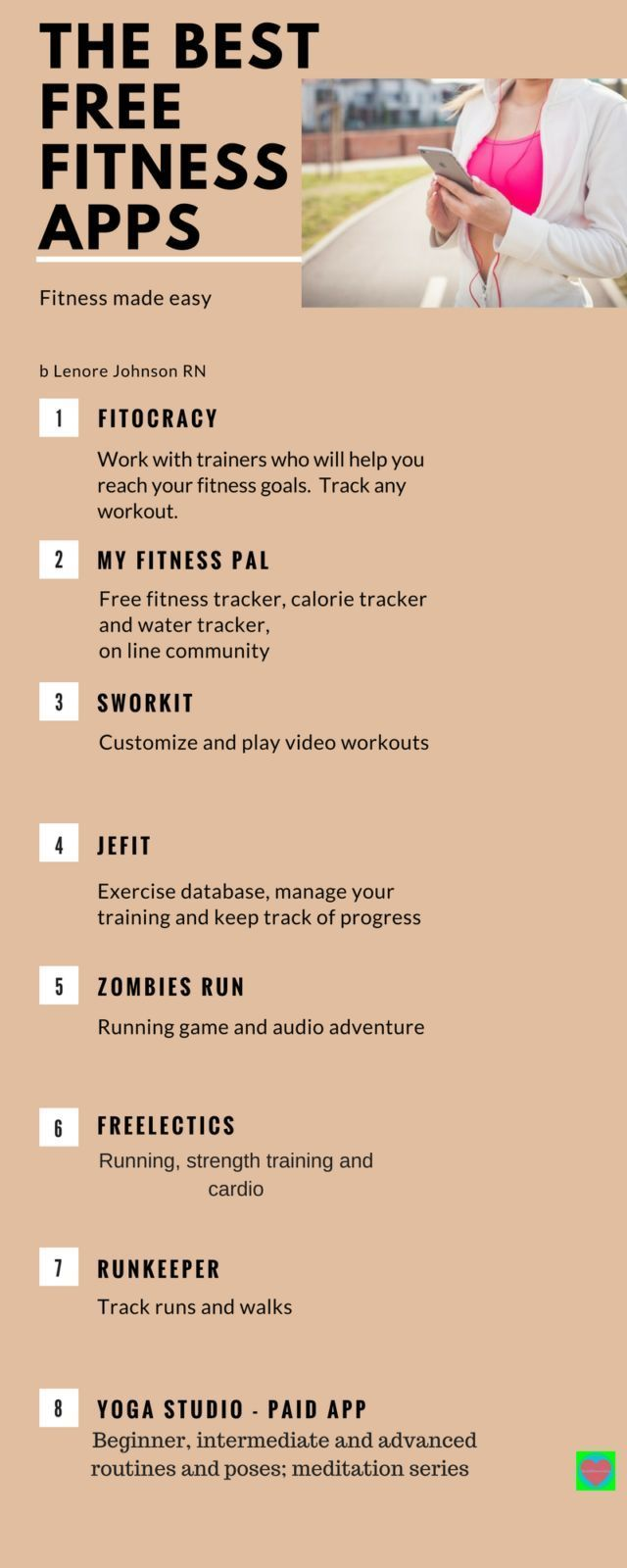 The Best Free Fitness Apps Best free workout apps
