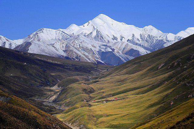 Amnye Machen, Tibet ཨ་མྱེས་རྨ་ཆེན།