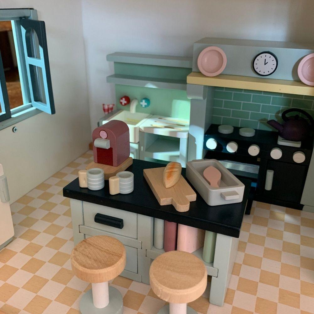 Tender Leaf Dovetail Kitchen Set Dolls House Furniture