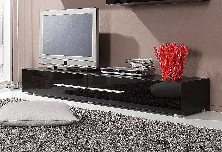 TV-Lowboard, mit 2 Klappen, Breite 180 cm Jetzt bestellen unter