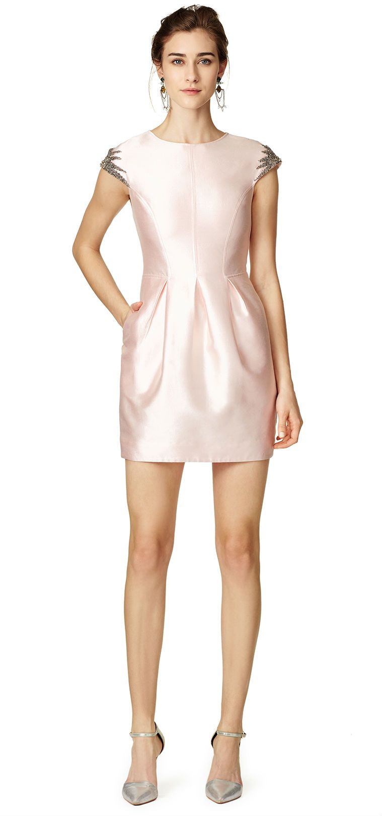 Gorgeous pink party dress pink dresses pinterest pink party