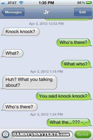 funny romantic knock knock jokes