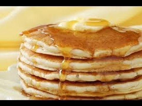 Pancakes Moelleux Authentique Par Herve Cuisine Youtube