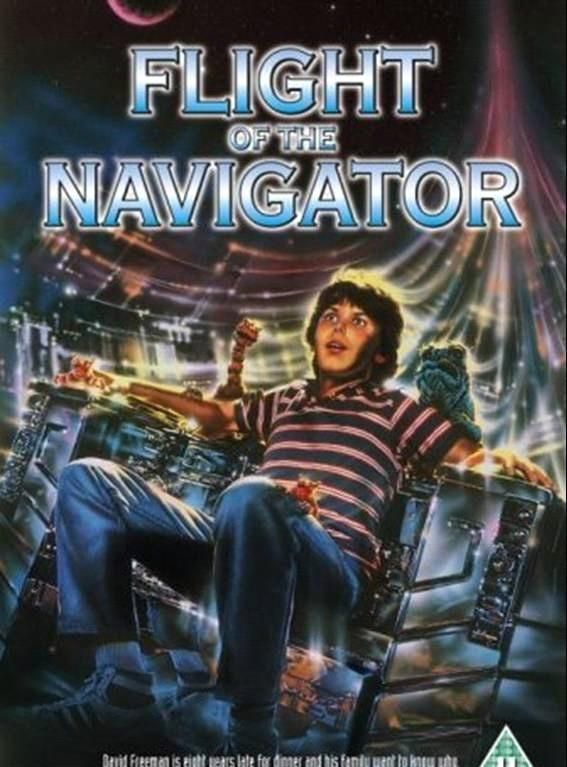 Loved This Movie Childhood Movies Flight Of The Navigator Family Movies