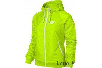 Nike Veste Windrunner W - Vêtements femme running Coupe Vent Nike Veste Windrunner W