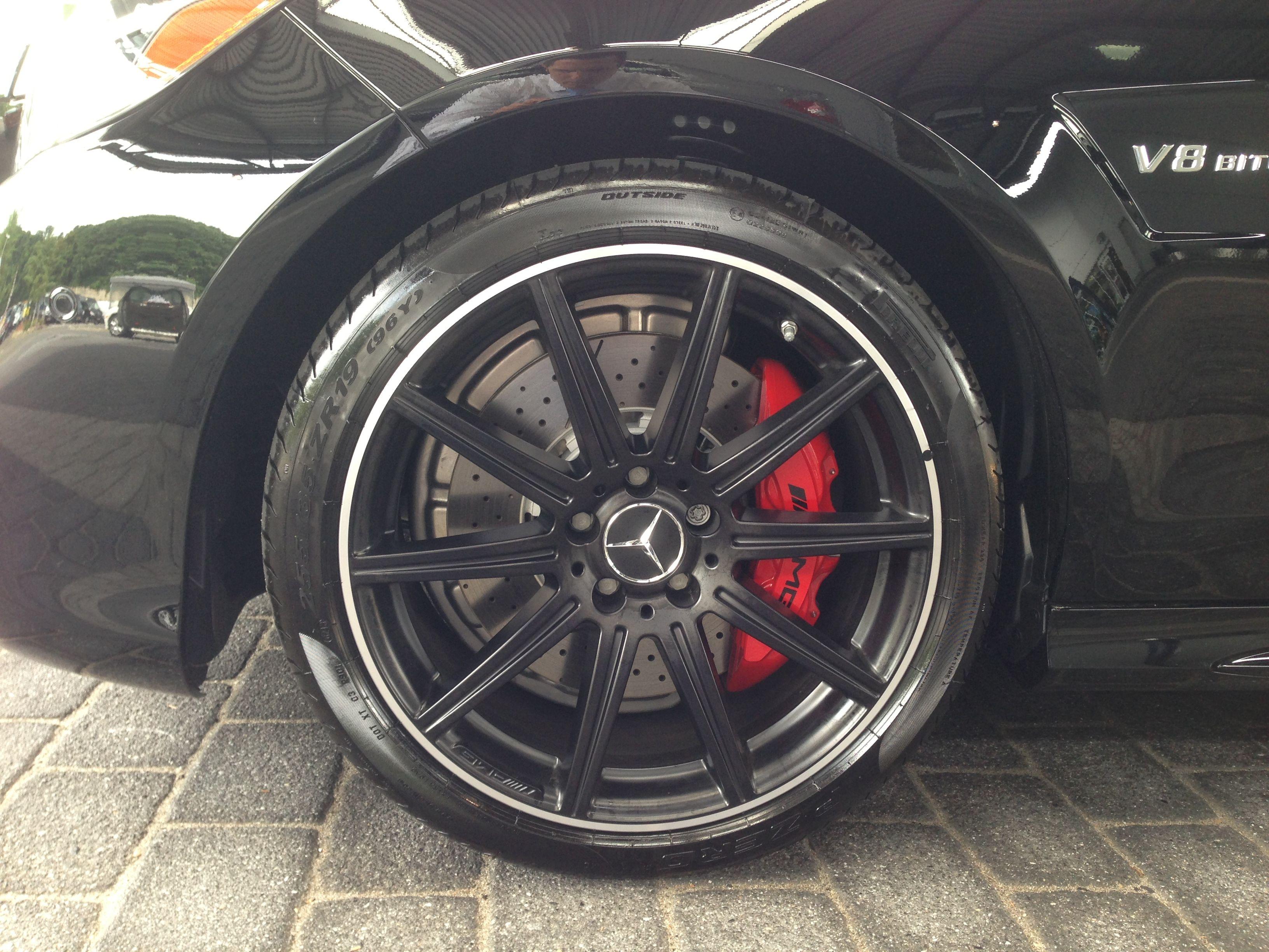 19 Ten Spoke Amg Wheels Mercedes Benz Wheel Car Wheel