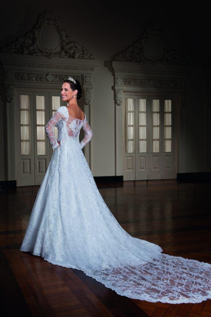Vestido de Noiva Jasmin 25