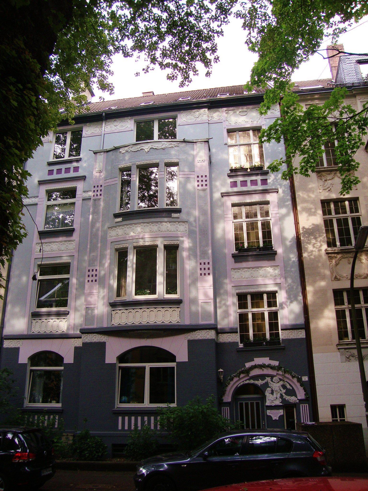In House Dortmund house at liebigstr dortmund germany дом на улице либиха дортмунд