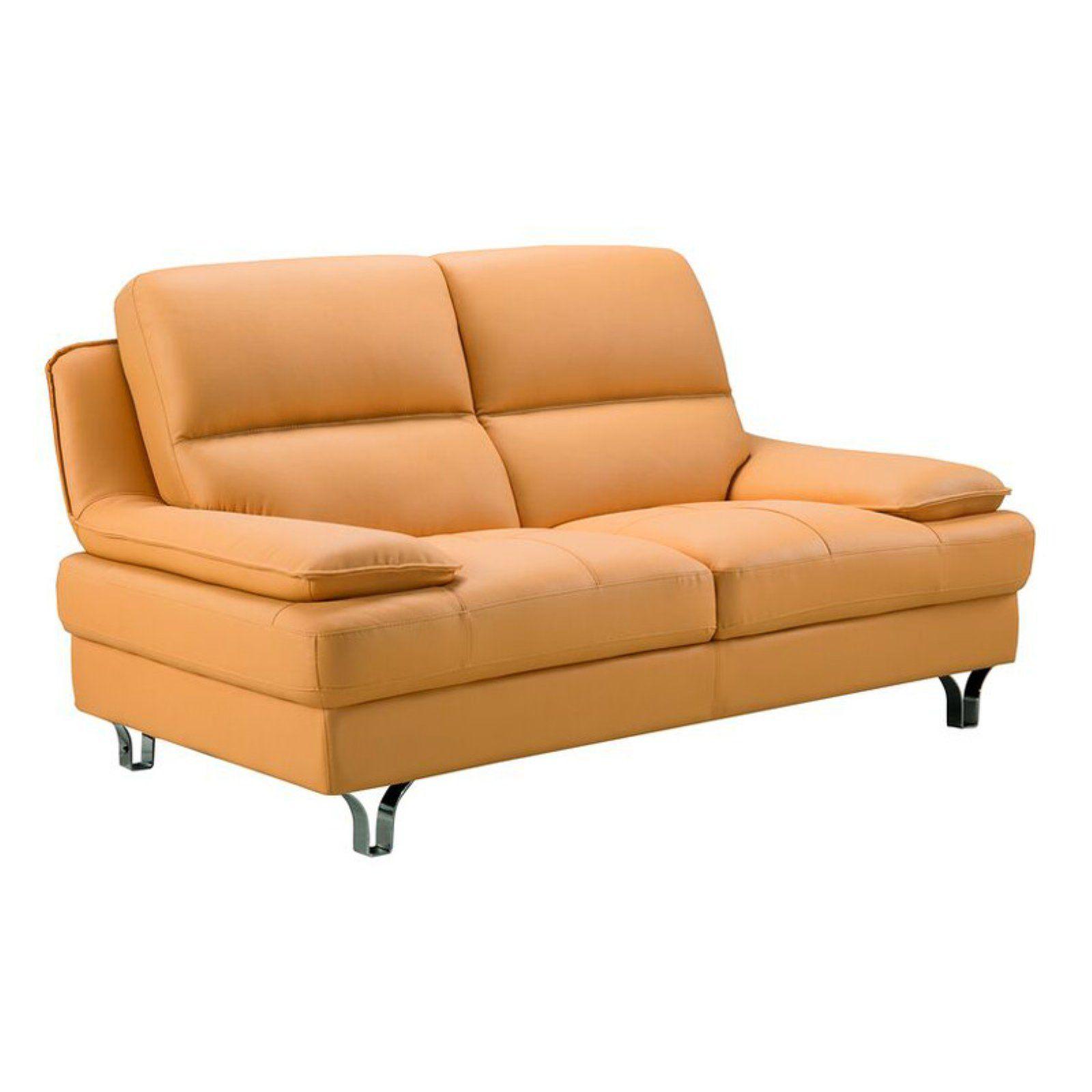 Groovy American Eagle Furniture Harrison Loveseat Yellow Products Creativecarmelina Interior Chair Design Creativecarmelinacom