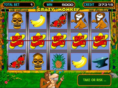 Играть в игровые автоматы crazy monkey бесплатно игровые автоматы столбик цена