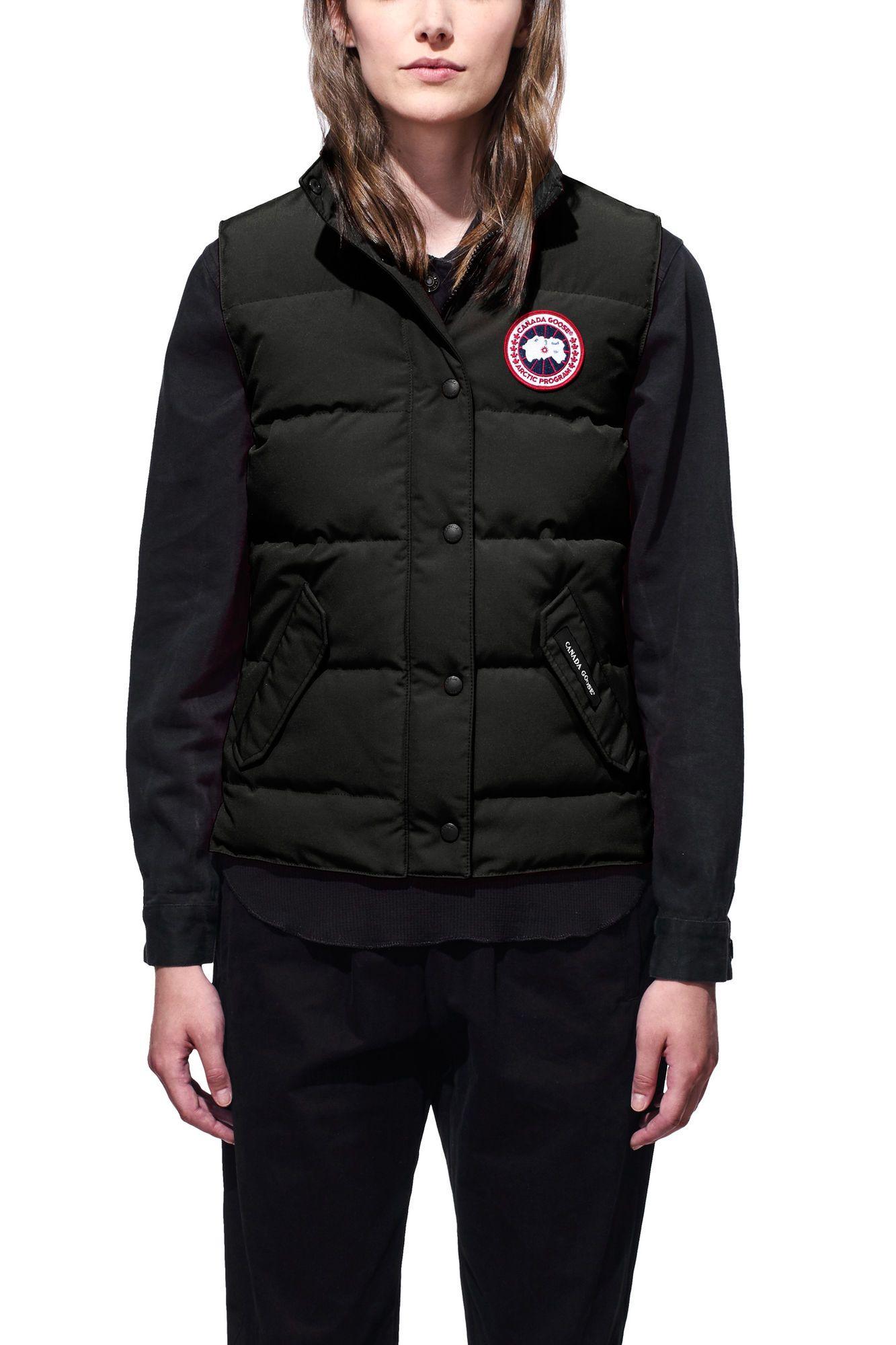 canada goose arctic vest