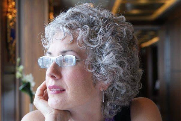 3b Short Hairstyles: Salt And Pepper Gray Hair. Grey Hair. Silver Hair. White