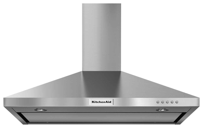 Kitchenaid 36 convertible range hood stainless steel