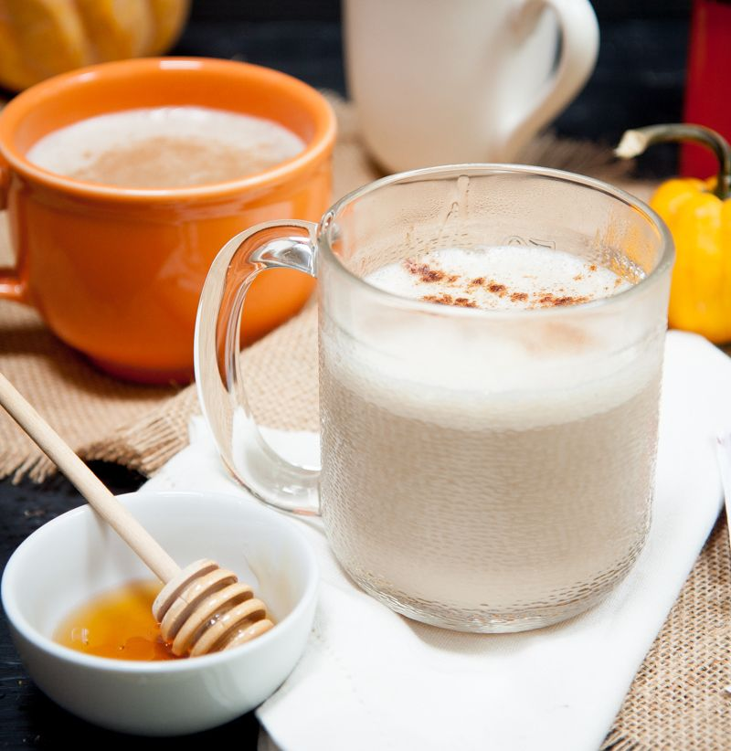 Vanilla Honey Chai Tea Latte