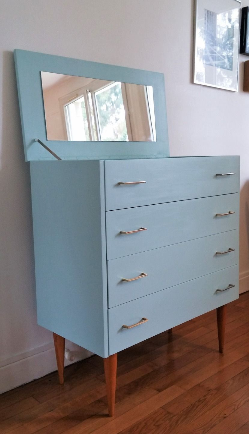 Commode coiffeuse vintage   House