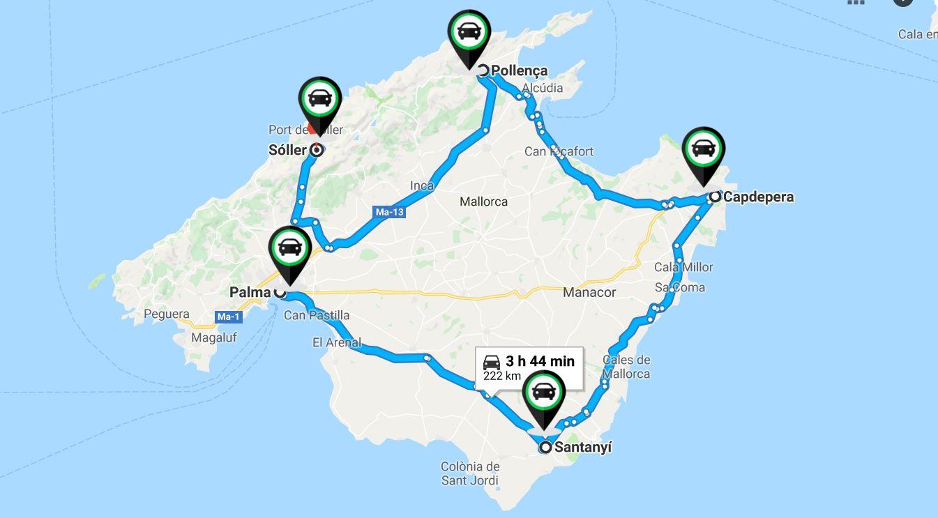 Mallorca Na Espanha Roteiro Circular De 5 Dias Destinos