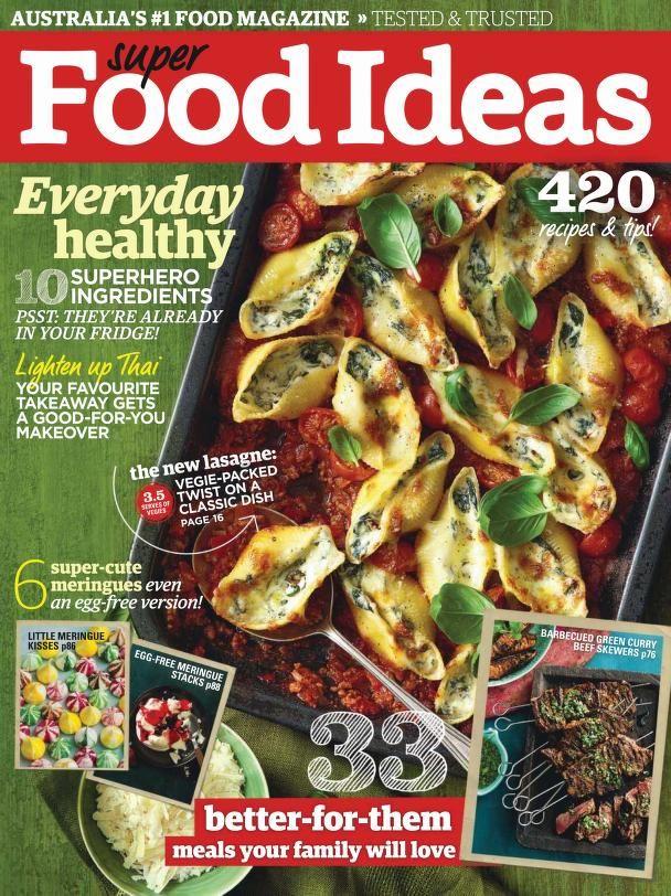 Super food ideas september 2015 au 10 recetas pinterest food super food ideas september 2015 au forumfinder Images