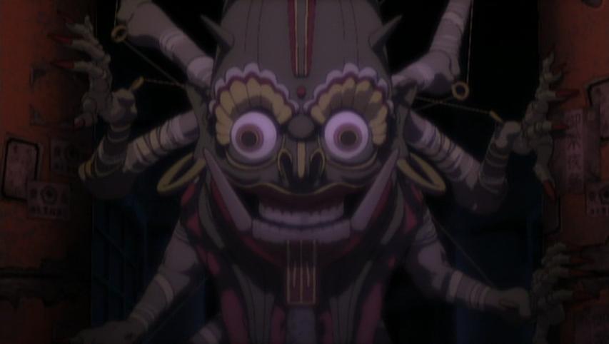 Kakurenbo Hide And Seek Review 2005 Anime Horror Skeletor