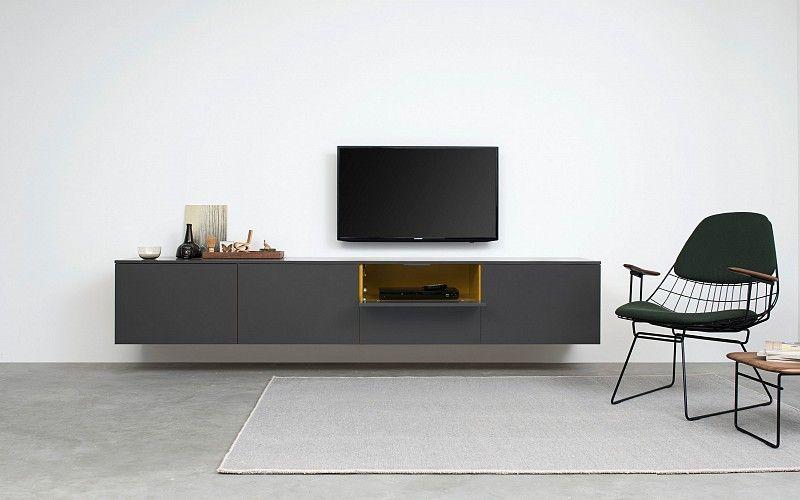 Pastoe pure tv kast design: studio pastoe 2009 joost