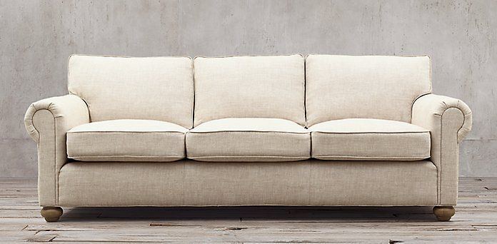 Awesome RHu0027s Sofas:Indescribable Comfort Explains Restoration Hardwareu0027s Collection  Of Sofas. We Feature A Wonderful